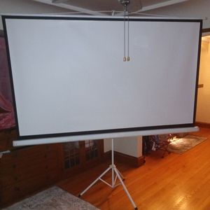 100inch Tripod projection screen